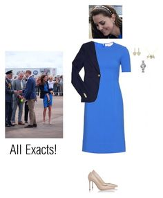 """""""The Duchess of Cambridge"""" by samanthasweets143 ❤ liked on Polyvore featuring STELLA McCARTNEY"""