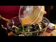 The Veggie Chest is a whole foods, vegan cooking demonstration series hosted by Dr. On this episode, Dr. Ruby makes a tangy lemon and garlic salad dressing. Lemon Garlic Salad Dressing Recipe, Salad Dressing Recipes, Salad Recipes, Salad Dressings, Garlic Recipes, Keto Recipes, Dinner Recipes, Mayo Sauce, House Salad