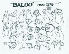 Baloo - Disney's The Jungle Book