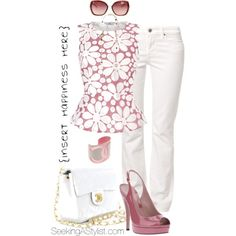 """Defining Happiness"" by statementbydnl on Polyvore"