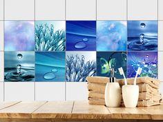 #Fliesenaufkleber Unter #Wasser #Welt #Bad #Ideen #Fliesen #Gestaltung | Bad  Ideen | Pinterest | Underwater