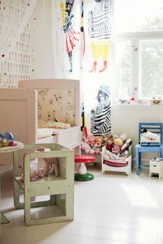 Colorful kids room ideas Jolie chambre vintage #kids #children #interiordesign