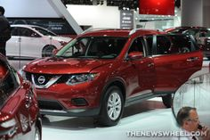 North American International Auto Show | Nissan