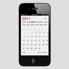 Fancy - Calvetica iPhone App