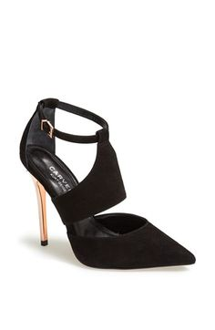 Trying to ignore this name but...it's on the #lustlist. Carvela Kurt Geiger 'Gang' Pump