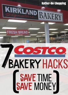7 Genius Costco Bakery Hacks That Will Save You Money Best Money Saving Tips, Money Tips, Saving Money, Crock Pot Freezer, Freezer Recipes, Freezer Cooking, Freezer Meals, Cooking Tips, Save Your Money