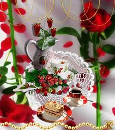 Good Morning Gift, Good Morning Beautiful Pictures, Good Morning World, Good Morning Picture, Good Morning Greetings, Morning Pictures, Gulab Flower, Good Morning Flowers Quotes, Happy Sunday Images