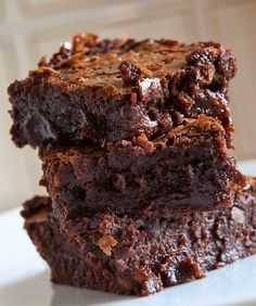 Brownie clásico con Thermomix.