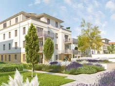 """""""La Provence"""" in Berlin-Lichterfelde West - http://www.exklusiv-immobilien-berlin.de/aktuelle-bauprojekte-berlin/la-provence-in-berlin-lichterfelde-west/007485/"""