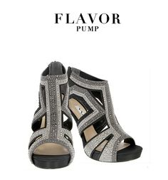 Sparkly Shoes, Nina Shoes, Grand Entrance, Sky High, Flats, Sandals, Campaign, Pairs, Glamour