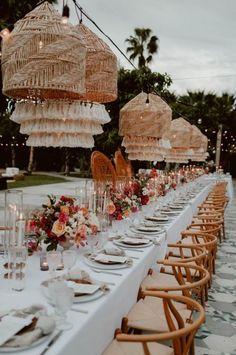 Wedding Table, Wedding Reception, Rustic Wedding, Wedding Venues, Wedding Day, Reception Ideas, Wedding Dreams, Summer Wedding, Wedding Photos