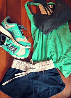 fitness, sport shoes for womens in summer 2014 Athletic Outfits, Athletic Wear, Athletic Clothes, Workout Attire, Workout Wear, Fitness Models, Fitness Gear, Fitness Foods, Fitness Sport