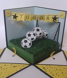 Explosionsbox soccer ball