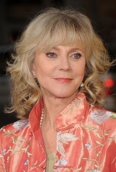 Blythe Danner Celebrities attend the premiere of 'What's Your Number ...