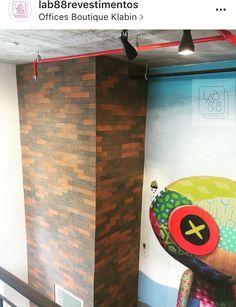 Revestimento para Varanda - Tijolinho London Brick