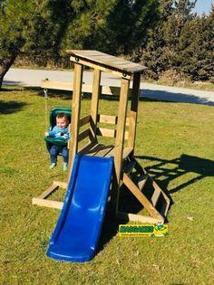 94 Ideas De Parques Infantiles Con Columpios Y Toboganes Parques Infantiles Toboganes Columpios