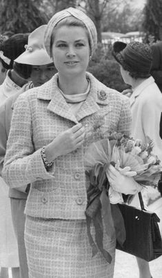 Monaco As, Monaco Royal Family, Princess Grace Kelly, Real Princess, Grace Kelly Dresses, Princesa Charlene, Beauty Movie, Glamour Ladies, State Of Grace