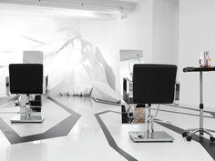 Fudge Pop-up Salon by Zaha Hadid @ London Design Festival  - News - Frameweb