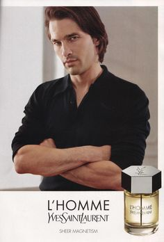 YSL L'Homme. Love this cologne for men!