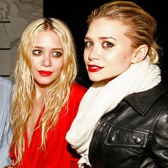 Celebrity beauty inspiration: Mary-Kate and Ashley Olsen's most beautiful hair and makeup looks.