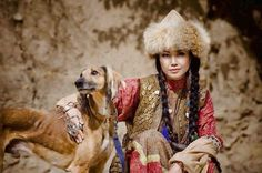 A Turanic woman.
