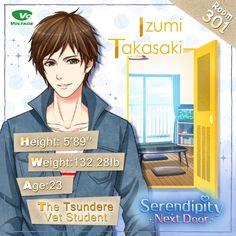 Izumi Takasaki   Serendipity Next Door