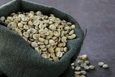 Green Coffee Beans May Trigger Weight Loss