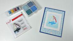 Tarjeta utilizando kits de Azza Scrapbooking | Tarjetería | Mundo@Party