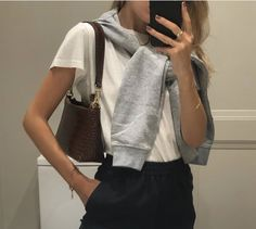 casual look today Classy Outfit, Outfit Chic, Classy Casual, Trend Fashion, Look Fashion, Fashion Tips, Winter Fashion, Fashion Ideas, Fashion Women