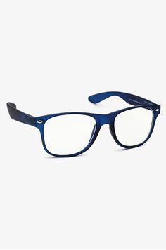 Óculos Wayfarer Rubber coated BLEUDAME {esgotado}