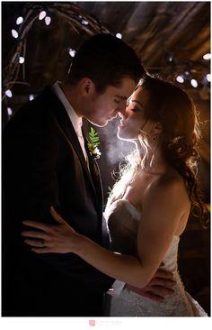 Winter Wedding – Le Baluchon de Saint-Paulin – Audrey and Jean-Philippe