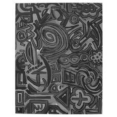 Puzzle Symbols GrayOriginals Puzzles. Art, toys and games. Rompecabezas originales. Arte en juegos y juguetes. Art by Ludovico Misino Designer