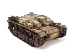 Stug 3 1/35 Scale Model