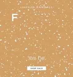 Loeffler Randall: Off Fall Sale Sale Gif, Email Web, Holiday Emails, Email Design Inspiration, Sale Emails, Communication, Commercial Ads, Design Movements, Newsletter Design