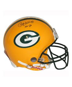 Another great find on #zulily! Paul Hornung-Autographed Green Bay Packers Helmet #zulilyfinds