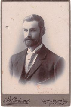 Early New Zealand Photographers: EDWARDS, Frederick William