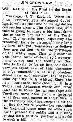 Crow essay jim law