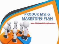 PELUANG BISNIS MSI BIO SPRAY- PRODUK & MARKETING P