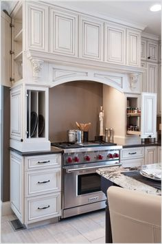 Look For Some Available Space Inside Your Kitchen Hood