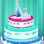 Baby Elsa Birthday Party - Free Mobile Game Online - yiv.com Free Mobile Games, Elsa Birthday Party, Happy Smile, Cake, Places, Pie Cake, Cakes, Cookies, Cheeseburger Paradise Pie