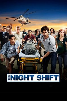 Night Shift - Season 1 TV SERIE