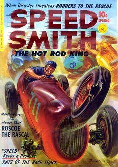 1952 ... Roscoe the rascal! by x-ray delta one, via Flickr