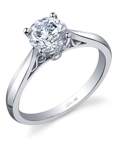 How Are Vintage Diamond Engagement Rings Not The Same As Modern Rings? If you're deciding from a vintage or modern diamond engagement ring, there's a great deal to consider. Engagement Rings Sale, Engagement Ring Buying Guide, Round Diamond Engagement Rings, Engagement Ring Settings, Solitaire Engagement, Vintage Engagement Rings, Diamond Rings, Solitaire Diamond, Gold Rings