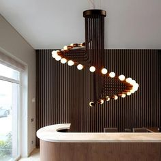 - Modern Nordic Spiral ChandelierAva - Modern Nordic Spiral Chandelier Ava™ - The Official Spiral Chandelier Designed By Cozy Decor Light Bulb Chandelier, Star Chandelier, Dining Chandelier, Chandelier For Sale, Art Deco Chandelier, Iron Chandeliers, Modern Chandelier, Pendant Lamps, Industrial Chandelier
