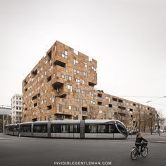 SQUARE PEY BERLAND | LAHAT architects | Bordeaux, France