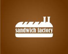 Metáfora del mercado laboral, somos carne en el bocata de alguien (sandwich factory by thinair) #logo