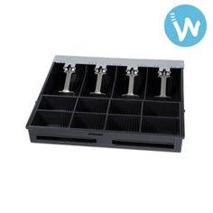 Trouvez le bac à monnaie pour votre tiroir EC410 sur la boutique www.waapos.com dédiée à l'encaissement, au TPV tactile et à la caisse enregistreuse