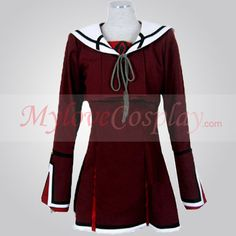 Japanese Hiiro No Kakera School Uniform