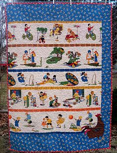 The Chicken Quilt