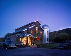 shiny silo